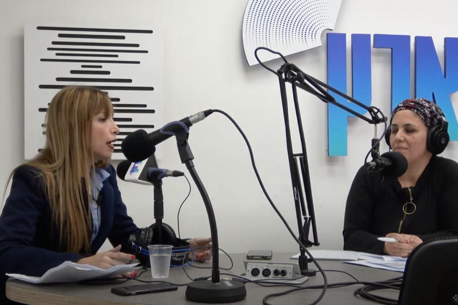 טלי אנגור לרדיו ארץ: ״הייתי צריכה לאסוף את השברים״