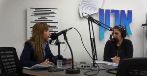 """טלי אנגור בראיון ברדיו """"ארץ"""" אודות הטיפול להפחתת תסמיני אוטיזם במרכז C.A.T"""
